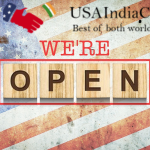 Why should an Indian startup consider the possibility of opening a company in the United States