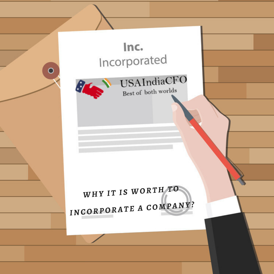 Why It Is Worth To Incorporate A Company
