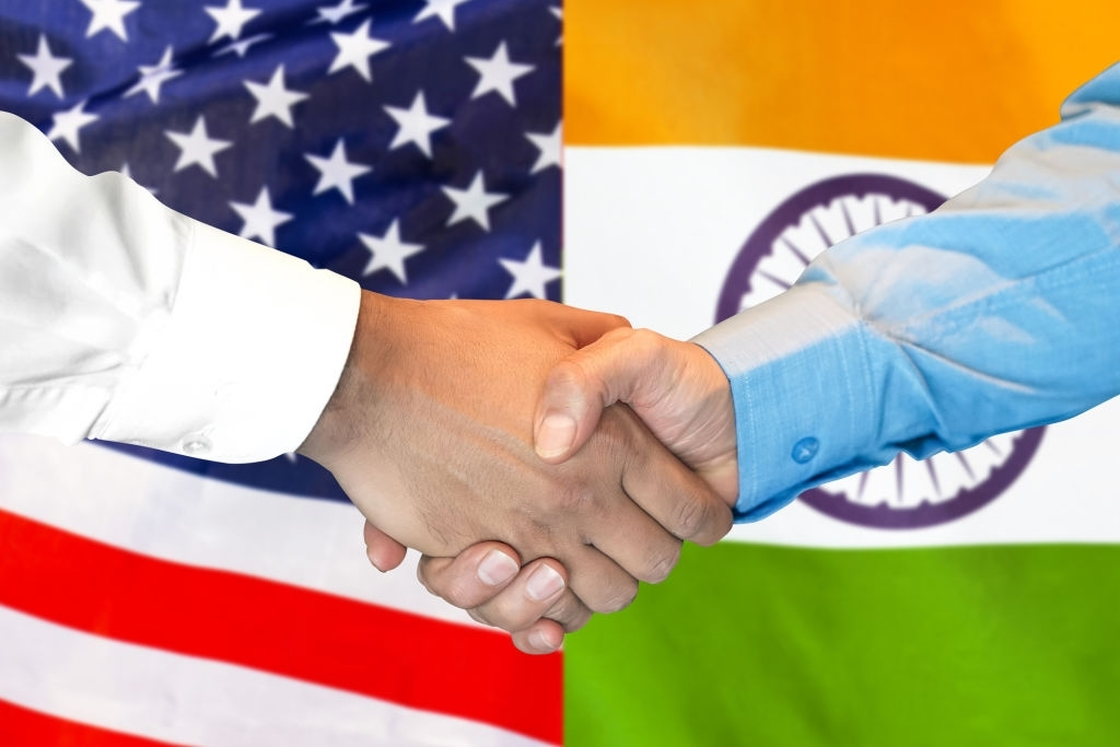 US Citizens living in India